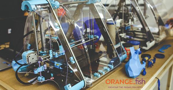 La revolución de la impresión 3D, una oportunidad para el marketing promocional